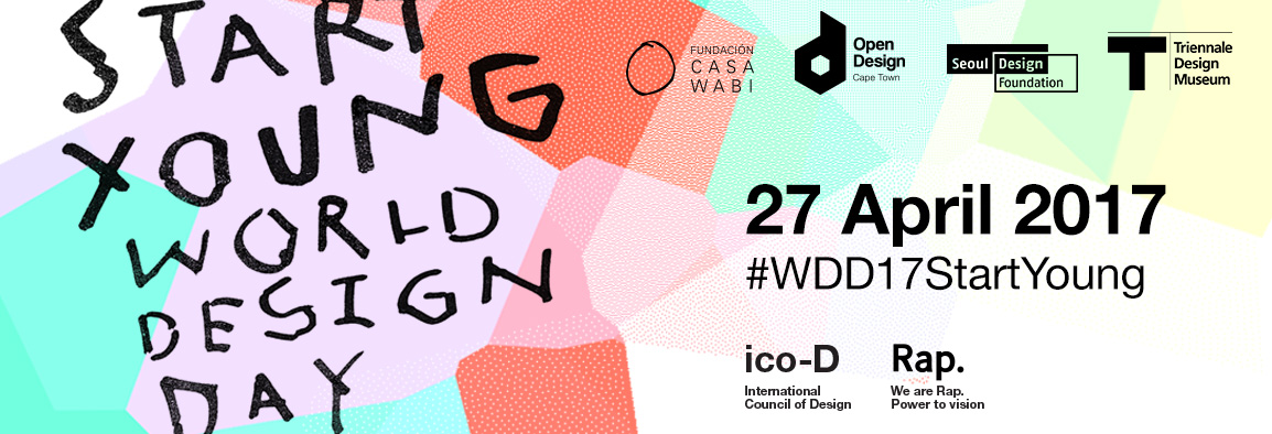 world design day: start young