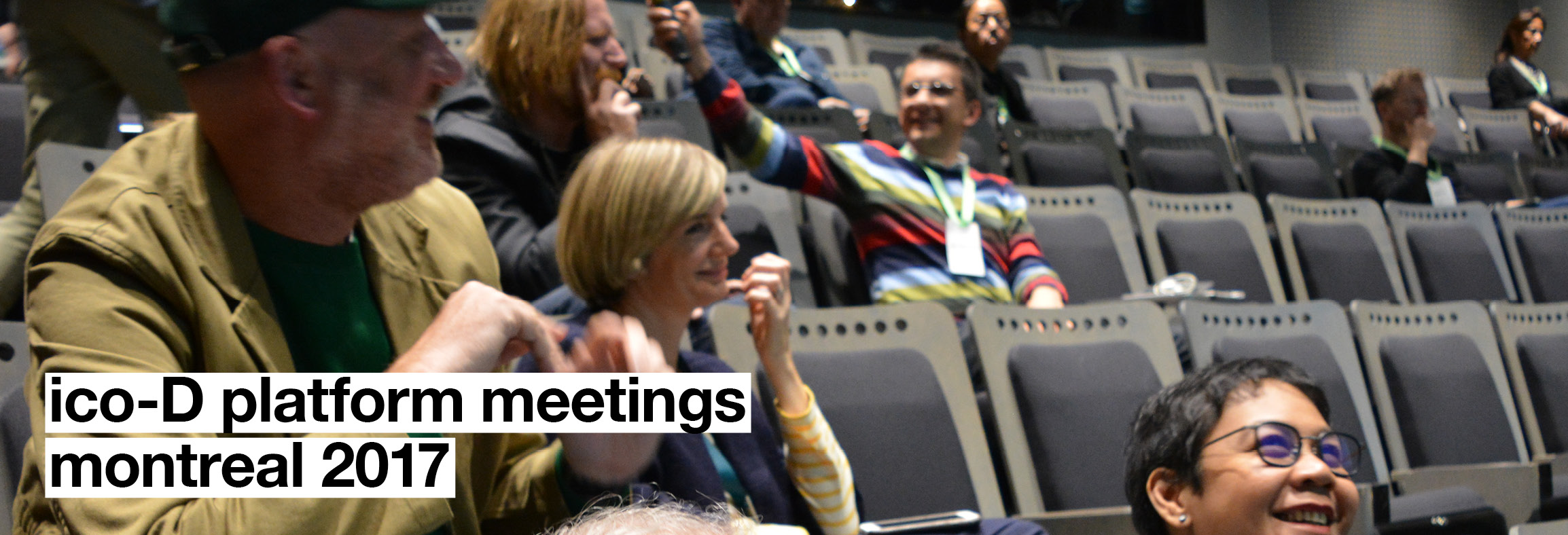 2017 Montréal Platform Meetings
