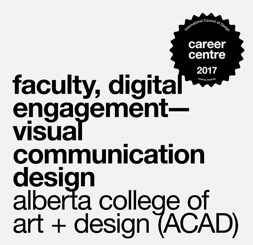 Career Centre: ACAD