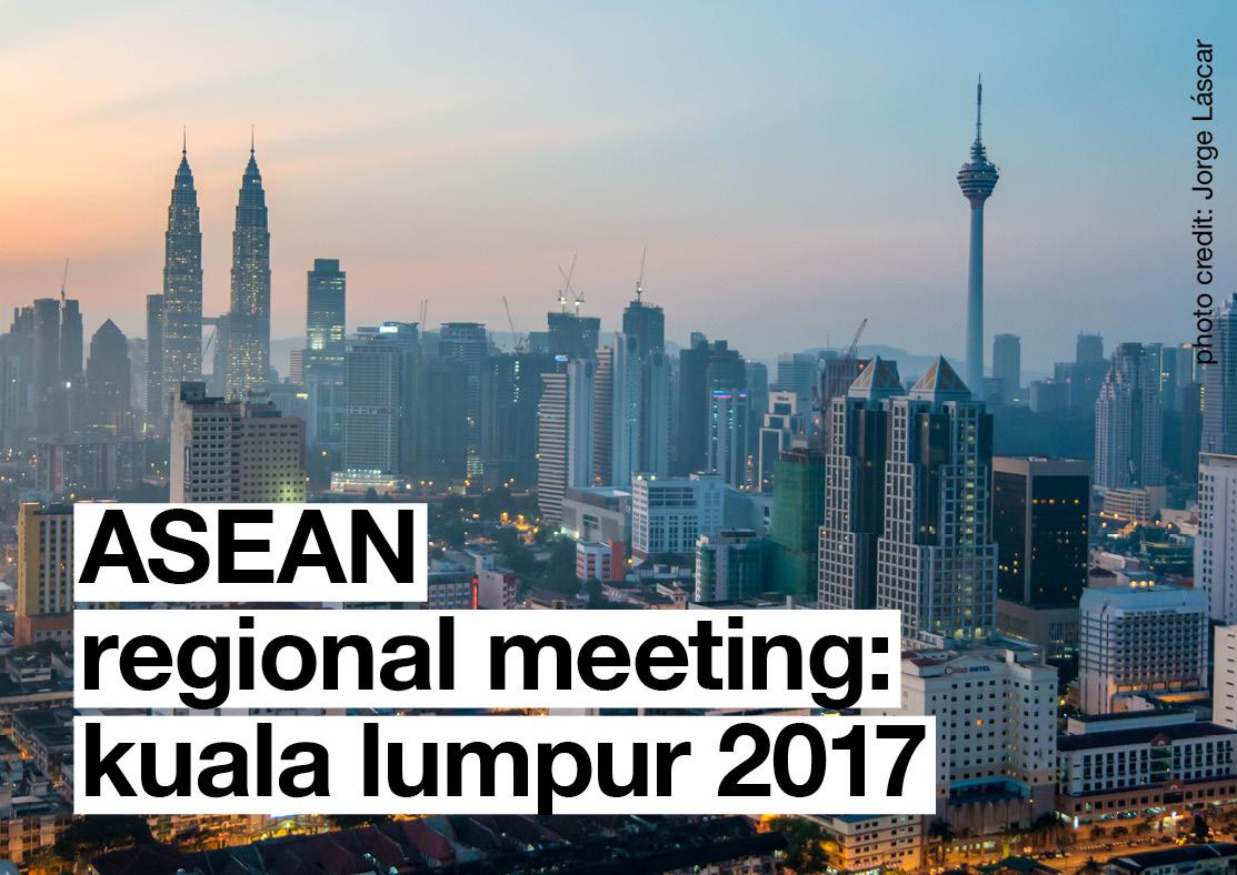 ASEAN Regional Meeting 2018