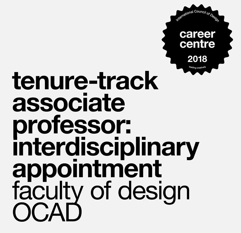 Career Centre: OCAD