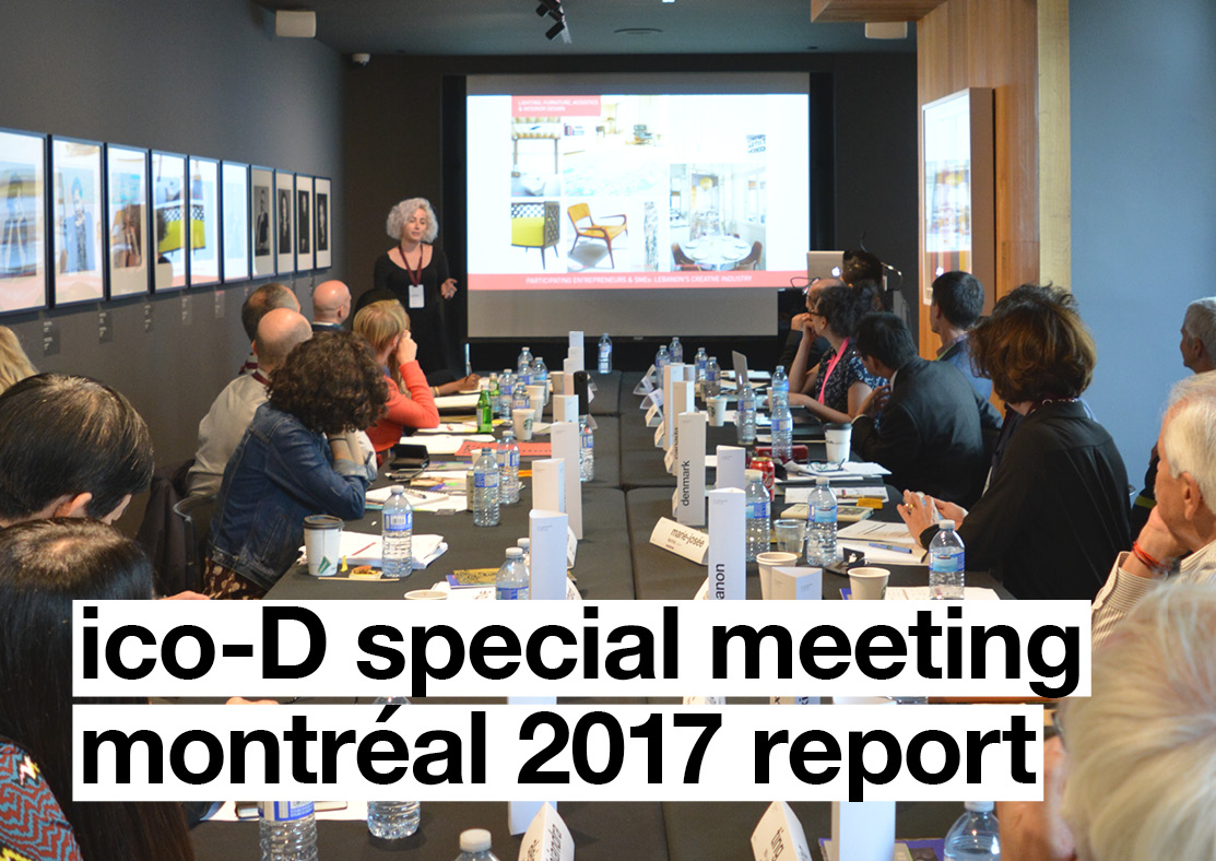 Special Meeting Report