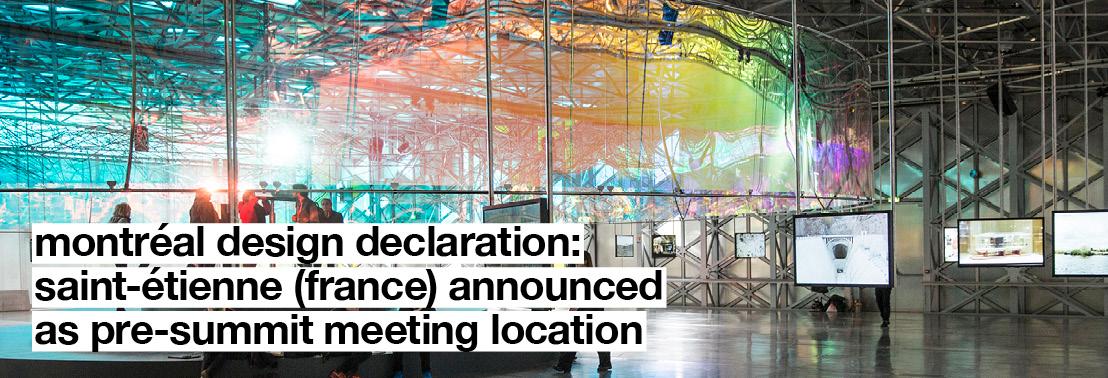 Montréal Design Declaration