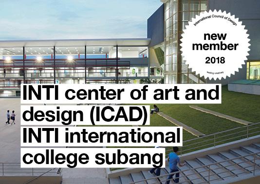 New Member   INTI Center of Art and Design (ICAD) INTI International College Subang