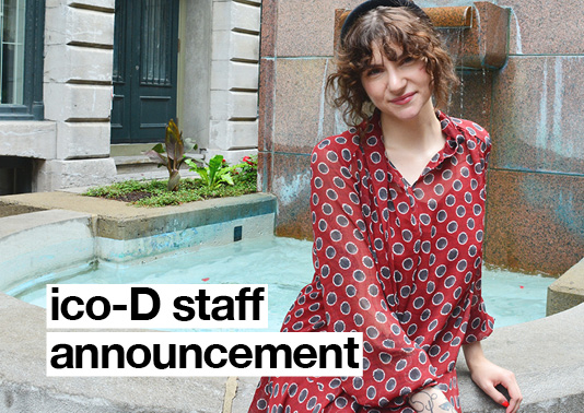 ico-D Staff announcement