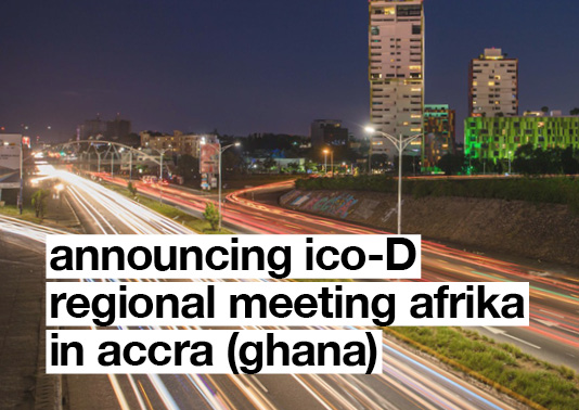 Regional Meeting AFRIKA 2019 Announcement