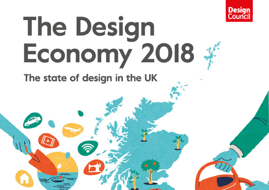 Design Council (UK) releases Design Value Report