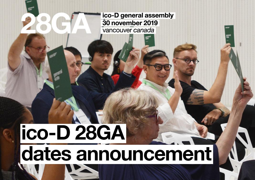 28GA Dates announcement