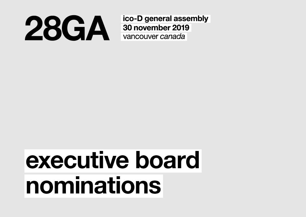 Executive Board Nominations