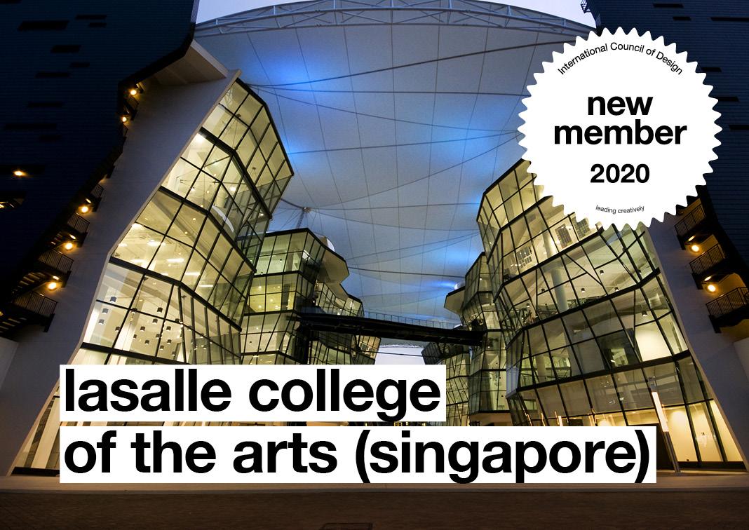 Lasalle College of Arts Singapore