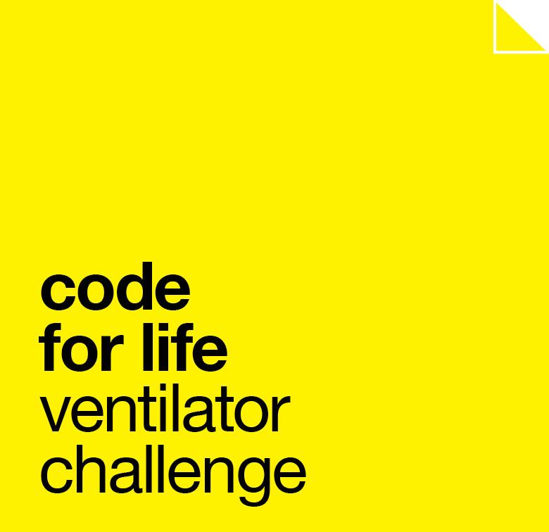 code for life ventilator challenge