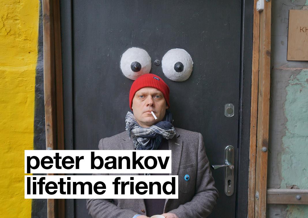 Peter Bankov Lifetime Friend